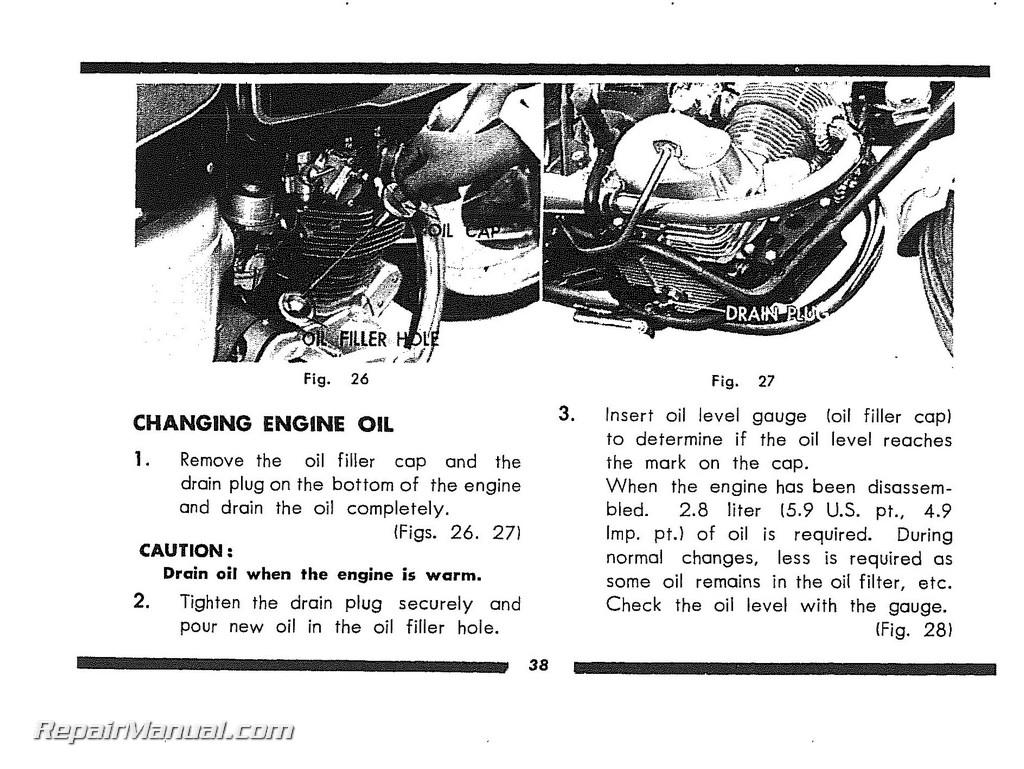 honda 1965 1968 cb450 super sport cb450k0 motorcycle owners manual rh repairmanual com honda cb450 manual pdf honda cb450 manual download