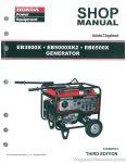 Honda EB3800X EB5000XK2 EB6500X Generator Shop Manual_001
