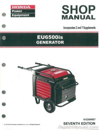 honda generator manuals repair manuals online rh repairmanual com honda generators eu3000is owners manual honda generator eu1000i owner's manual pdf