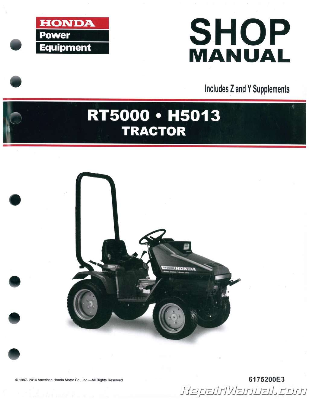 ... Lawn Mower honda hrr2166vka parts manual. Image not ...