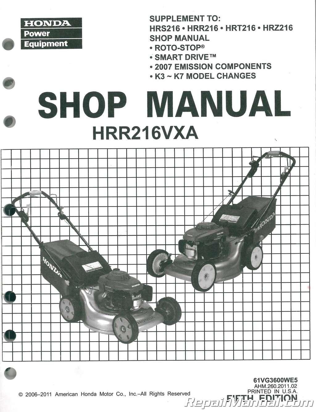 Multi-Cylinder Models Yard & Garden Tractor Service Manual ...