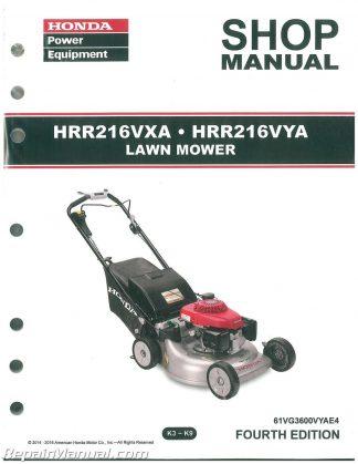 honda lawn mower manuals repair manuals online rh repairmanual com Honda 4518 CDI Box honda 4518 service manual download
