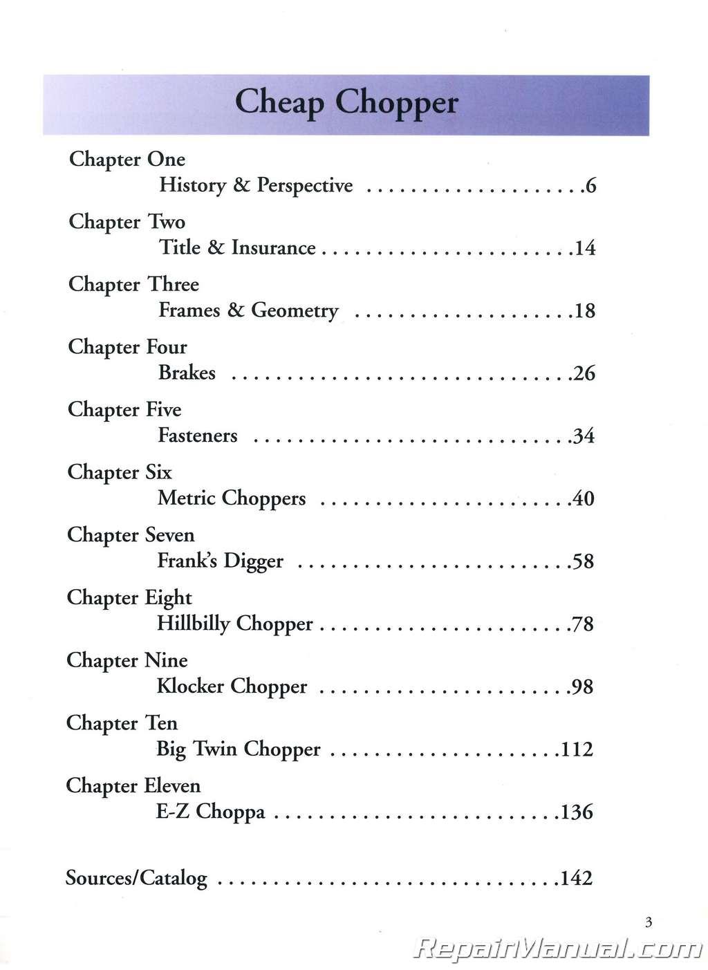 Cheap Brake Jobs >> How to Build a Cheap Chopper By Timothy Remus