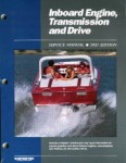 Inboard Engine Transmission and Drive Service Manual