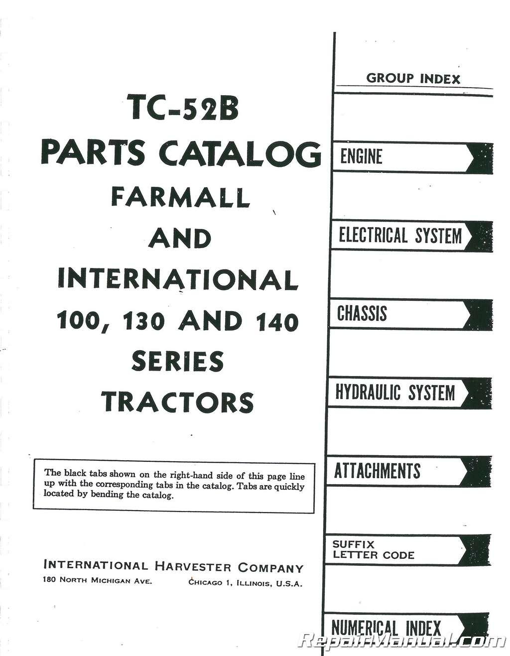 100 Farmall Wiring Diagram Manual. Farmall Transmission ... on