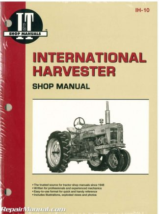 you're viewing: international harvester 300 300 utility 350 350 utility  350d 350d utility 400 400d w400 w400d 450 450d w450 w450d tractor manual  $31 95 $