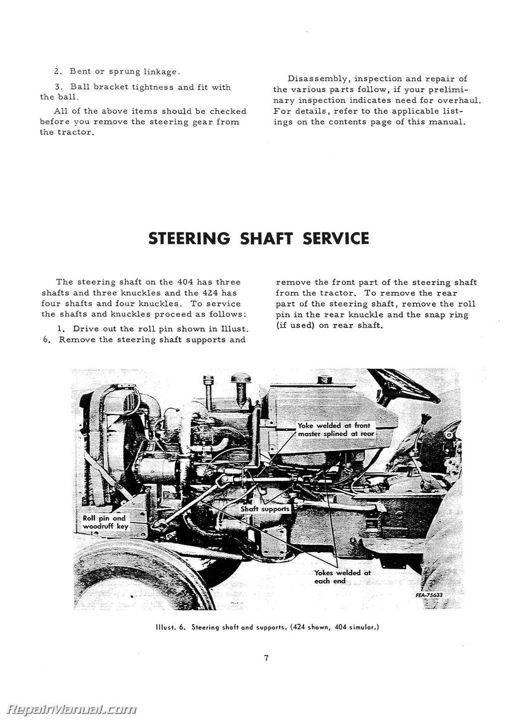 Ih 3444 Tractor Wiring Diagram List Of Schematic Circuit Sitex Transducer Colors International Harvester Loader Backhoe Service Manual Rh Repairmanual Com