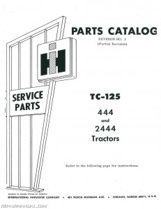 706 International Tractor Hydraulic Diagram