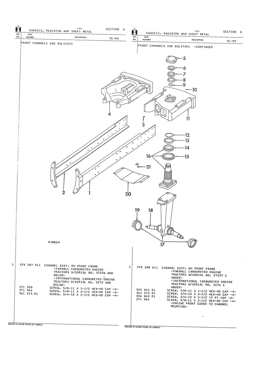 Wiring Diagram For A Farmall 706 Gas Trusted Diagrams Schematic Ih Parts 450 International Harvester And 2706