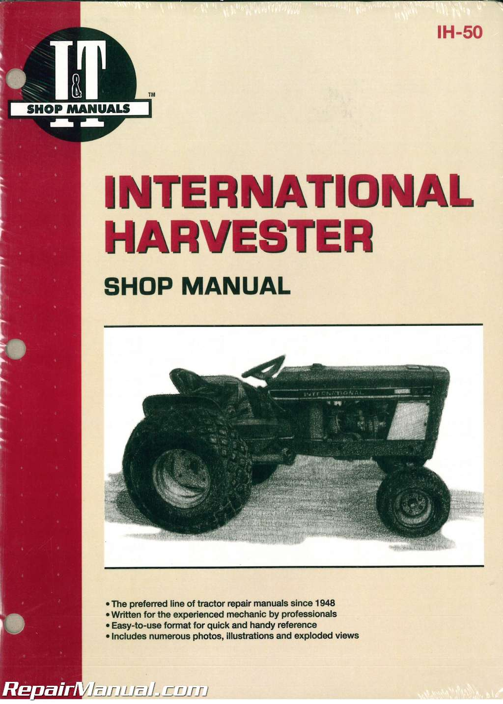 international harvester cub 154 184 185 lo boy farmall cub tractor rh repairmanual com Farmall Cub Accessories Farmall Cub Accessories