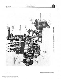International Harvester Diesel Pump 1 & 2 Plunger Service Manual