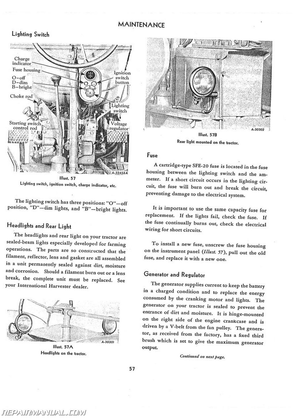 Magnificent Ih Farmall Super A Wiring Diagram Elaboration Source · Farmall  Super Mta Wiring Diagram Diagrams