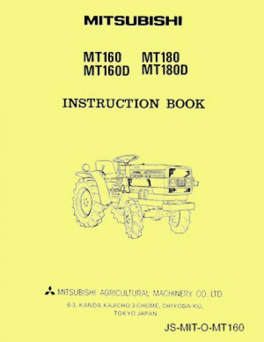 Mitsubishi MT160 – MT180 Compact Tractor Operators Manual on mitsubishi tractor parts, mitsubishi tractor fuel system, mitsubishi tractor engine, headlight wiring diagram, mitsubishi jeep wiring diagram, john deere mower wiring diagram, mitsubishi tractor specifications, goulds pumps wiring diagram, alternator wiring diagram, farmall h wiring diagram, mitsubishi forklift wiring diagram, mitsubishi tractor dealer my area, mitsubishi tractor tires, mitsubishi truck wiring diagram, mitsubishi tractor fuel pump, mitsubishi compact tractor 4x4,