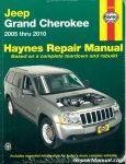 Jeep Grand Cherokee 2005-2010 Haynes Repair Manual_001