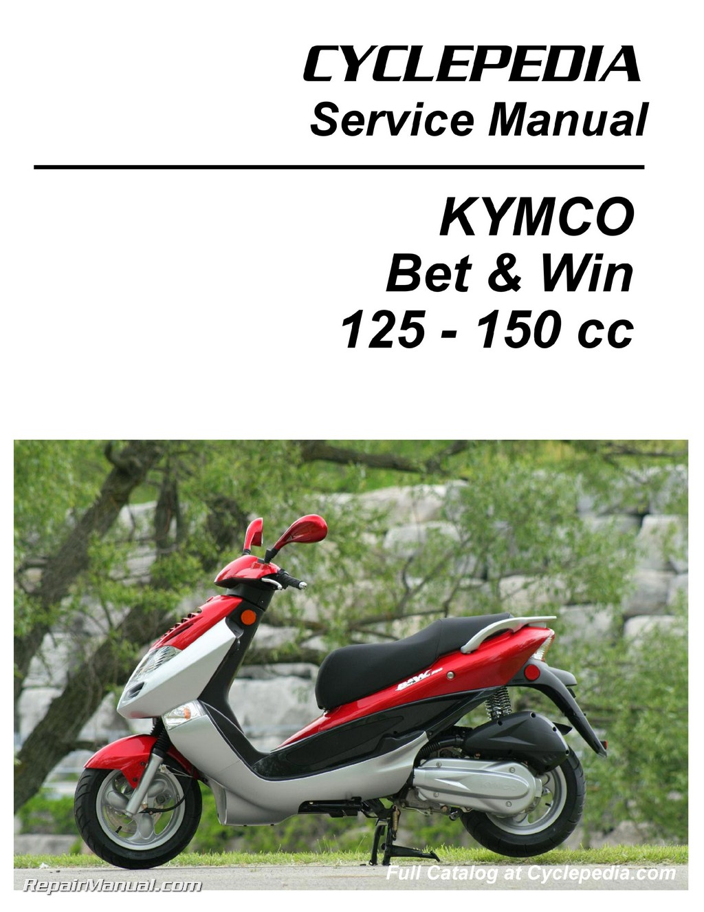 manual kymco bet win