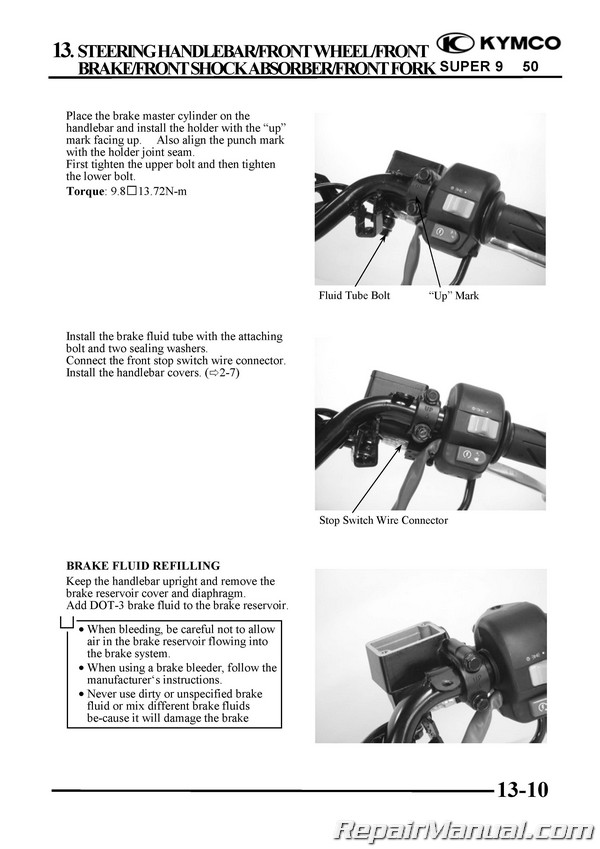 KYMCO Super 9 50 2T Service Manual Printed by CYCLEPEDIA on sym cdi wiring diagram, yamaha scooter cdi wiring diagram, kawasaki cdi wiring diagram, cpi cdi wiring diagram, polaris cdi wiring diagram, baja cdi wiring diagram, e-ton cdi wiring diagram, suzuki cdi wiring diagram, honda cdi wiring diagram,