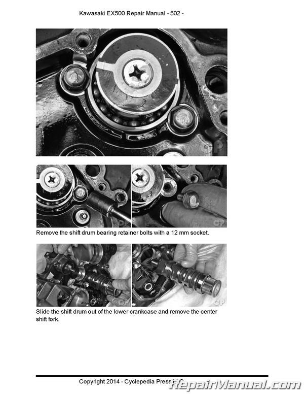 Kawasaki Ninja Ignition Wiring Diagram on