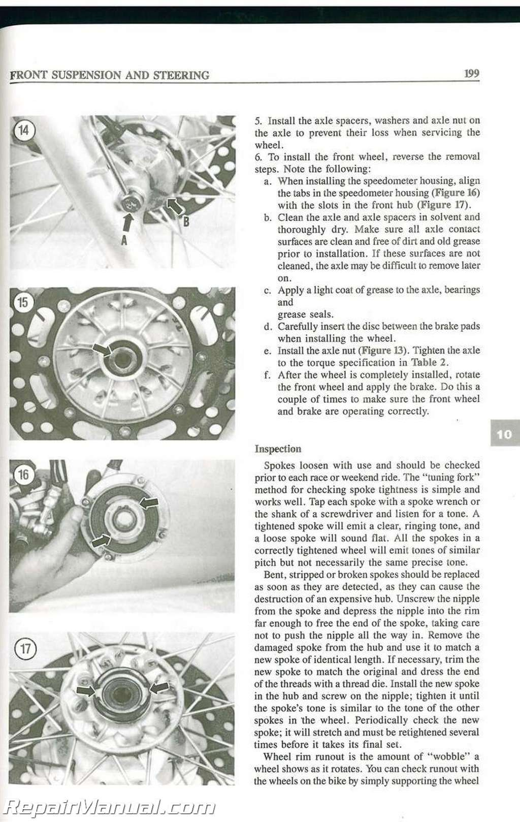 dd63a0f87080 Kawasaki KDX200 1983-1988 Clymer Motorcycle Repair Manual