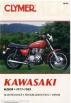 Kawasaki KZ650 1977-1983 Clymer Motorcycle Repair Manual_001