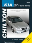 Kia Optima 2001-2010 Chilton Repair Manual