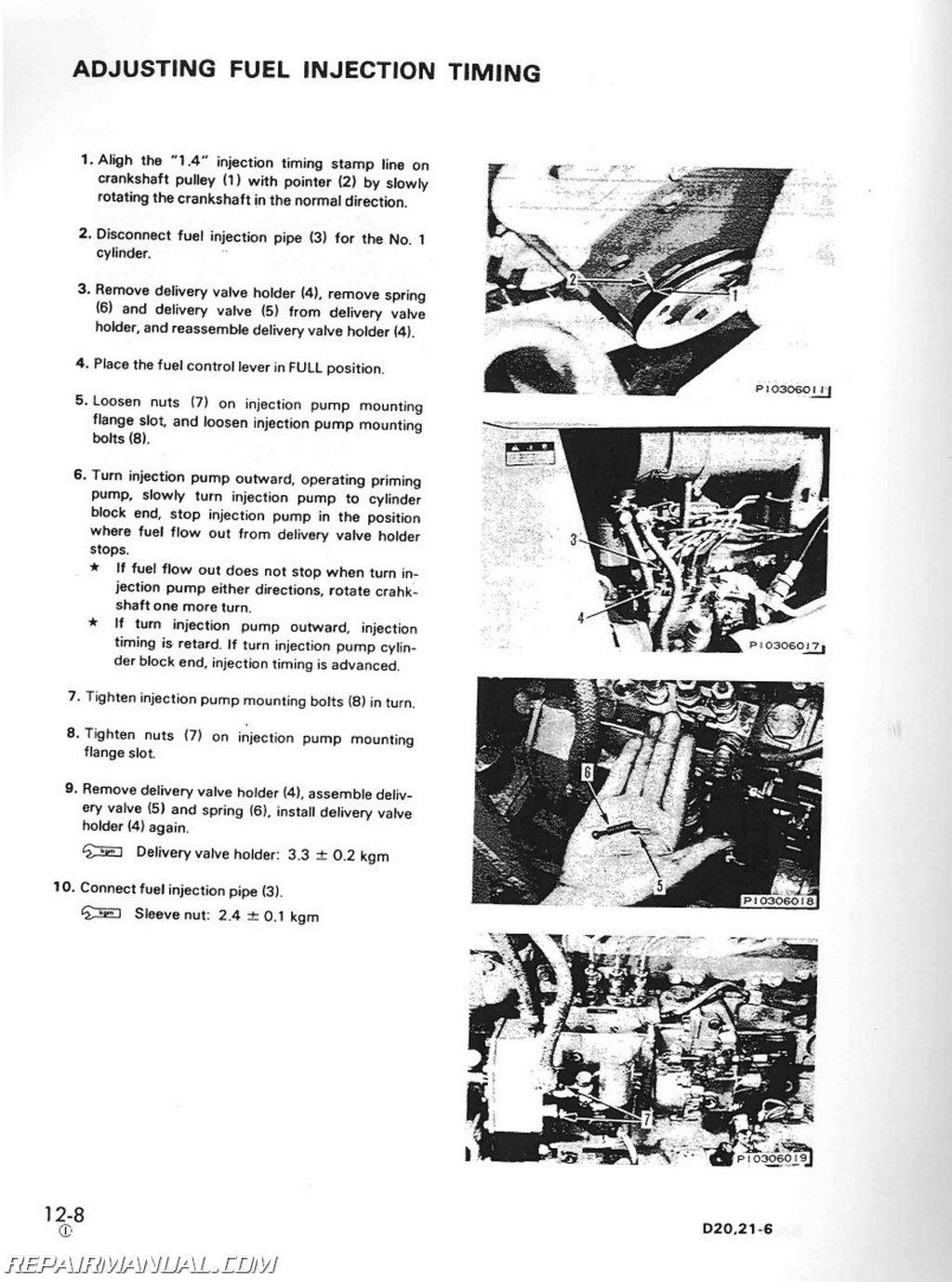 Komatsu D31p Wiring Diagram D20 D21 D31 D37 Chassis Only Service Manual Specs