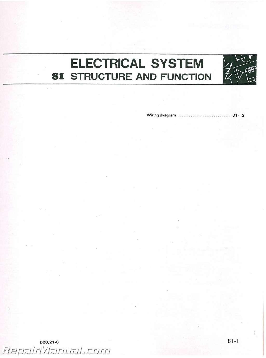 Komatsu Loader Wiring Diagram Radio Trusted D20 House Symbols U2022 Volvo Truck Schematic