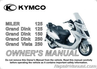 kymco xciting 250 300 500 ri scooter service manual printed by rh repairmanual com kymco xciting 250 service manual kymco xciting 250 owners manual