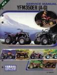 Official 1990-1995 Yamaha YFM350ER Factory Service Manual