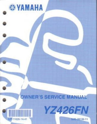 2000 yamaha yz250 motorcycle service manual 2004 cbr1000rr wiring diagram