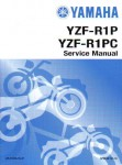 Official 2002-2003 Yamaha YZF1000R1 Factory Service Manual
