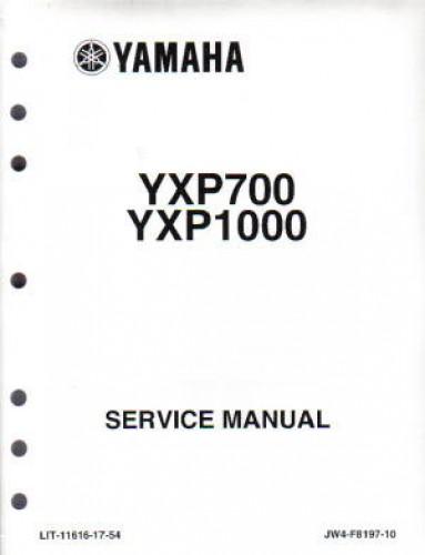 Used 2004 2005 2006 Yamaha Yxp1000 Yxp700 Pro Hauler