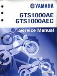 Official 1993-1994 Yamaha GTS1000 Factory Service Manual