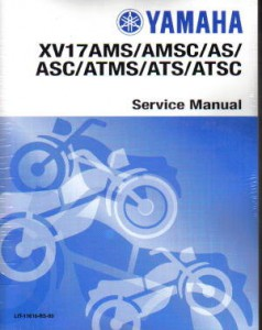 2004-2005 Yamaha XV1700 Road Star Service Manual 1