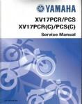 Official 2003-2005 Yamaha XV1700 Road Star Warrior Factory Service Manual