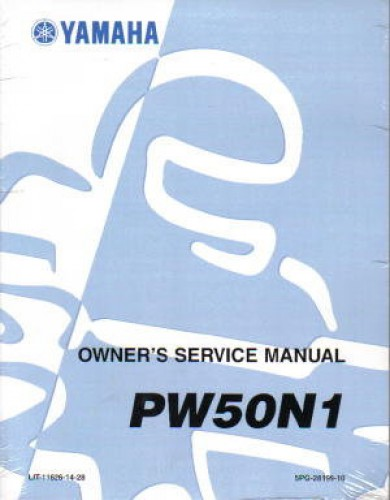 Pw50 owners manual user guide manual that easy to read 2001 yamaha pw50 motorcycle owners service manual rh repairmanual com powerwerks pw50 owners manual 2006 pw50 owners manual fandeluxe Gallery