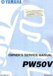 Official 2006 Yamaha PW50V Motorcycle Factory Service Manual