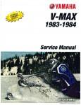 1983-1984 Yamaha VMAX VMX540 Snowmobile Service Manual