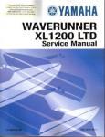 Used 1999-2000 Yamaha XL1200LTD Waverunner Factory Service Manual