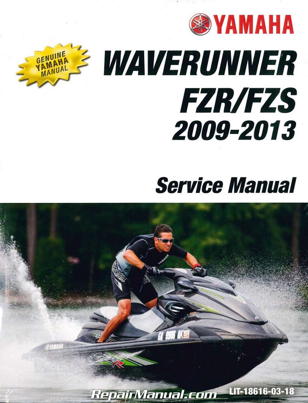 Yamaha Waverunner Manual