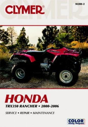 HONDA ATV TRX 350 TM//TE//FE//FM Fourtrax Rancher 2004 Rear Brake Shoes