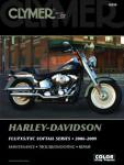 Clymer Harley-Davidson FLS FXS FXC Softail 2006-2009 Repair Manual