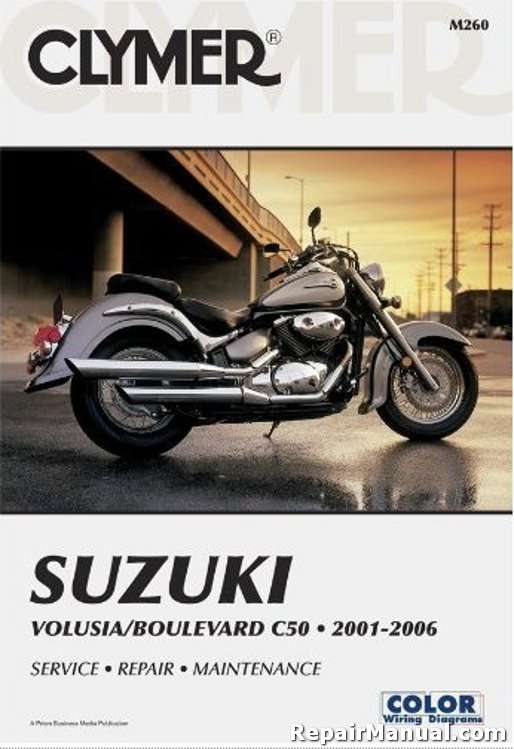 Suzuki Boulevard S50 Wiring Diagram as well Suzuki 250 Quadrunner 4x4 Wiring Diagram furthermore 184655 Wire Color Codes 07 C 50 Tail Brakel in addition 2000 Dodge Dakota Sport Fuse Box Diagram likewise 2001 2011 Suzuki Volusia Boulevard C50 Clymer Repair Manual M260 3. on suzuki c50 wiring diagram