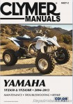 YFZ450 Repair Manual Yamaha 2004-2013 Clymer
