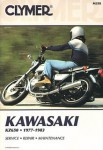 Kawasaki KZ650 Repair Manual 1977-1983 Clymer