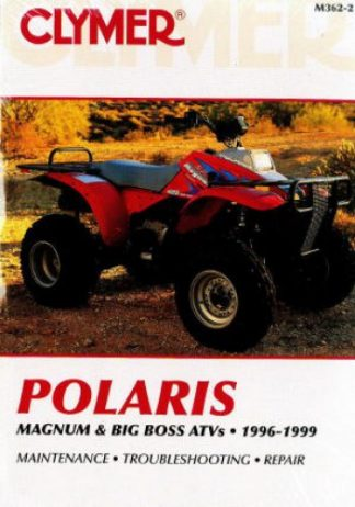 1996-1999 Polaris Magnum Big Boss ATV Repair Manual