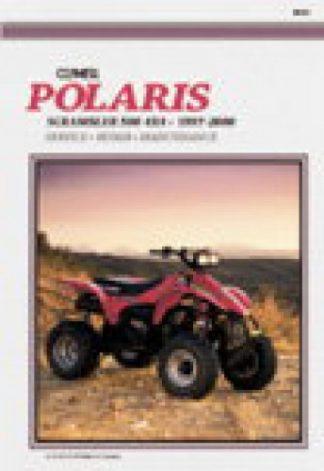 polaris sportsman x2 500 efi 2008 service repair manual