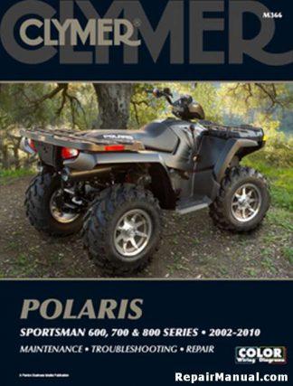2007 Polaris Sportsman Outlaw 90 ATV Owners Manual