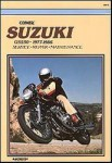 Clymer 1977-1986 Suzuki GS550 Motorcycle Service Repair Manual