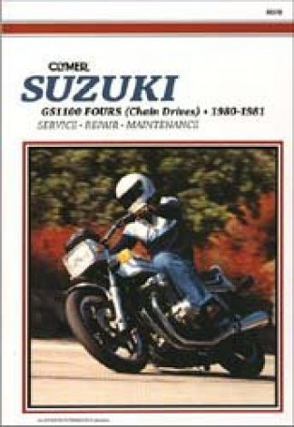 1971 – 1976 Suzuki TS185 Sierra Supplemental Motorcycle Service Manual