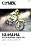 Clymer Yamaha YZ50-80 Monoshock 1978-1990 Repair Manual